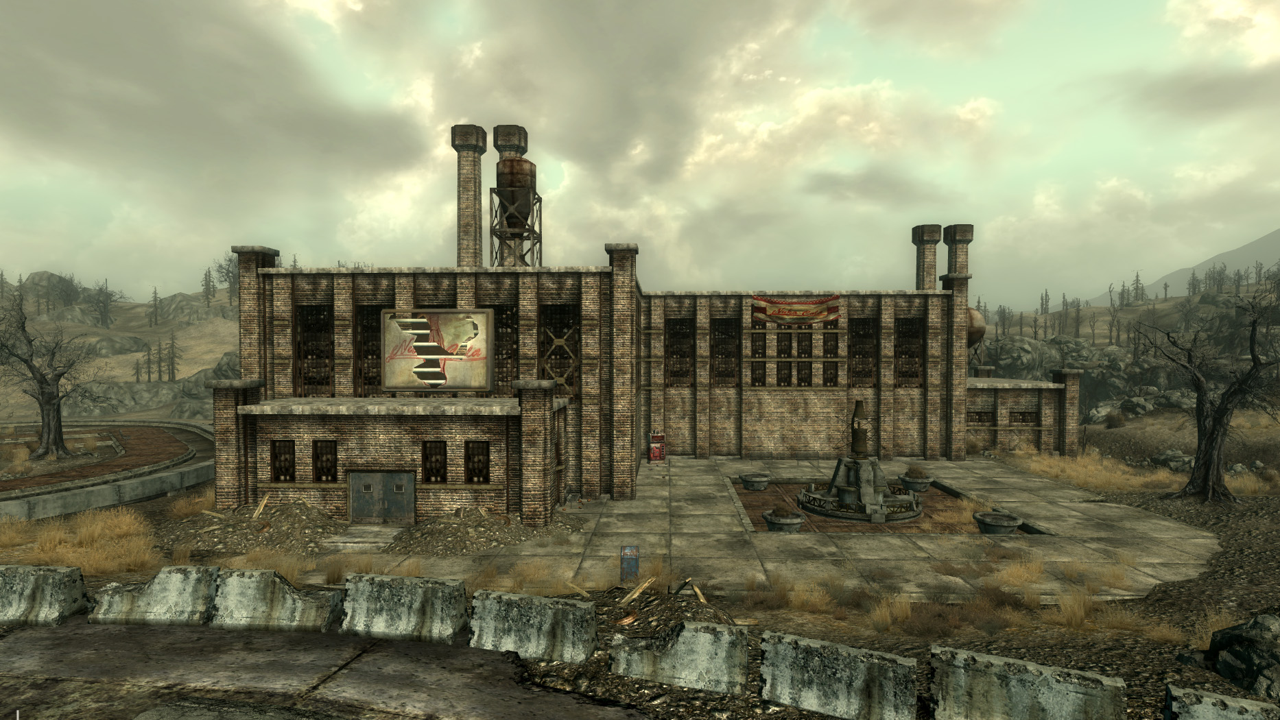 Building Factories In Fallout