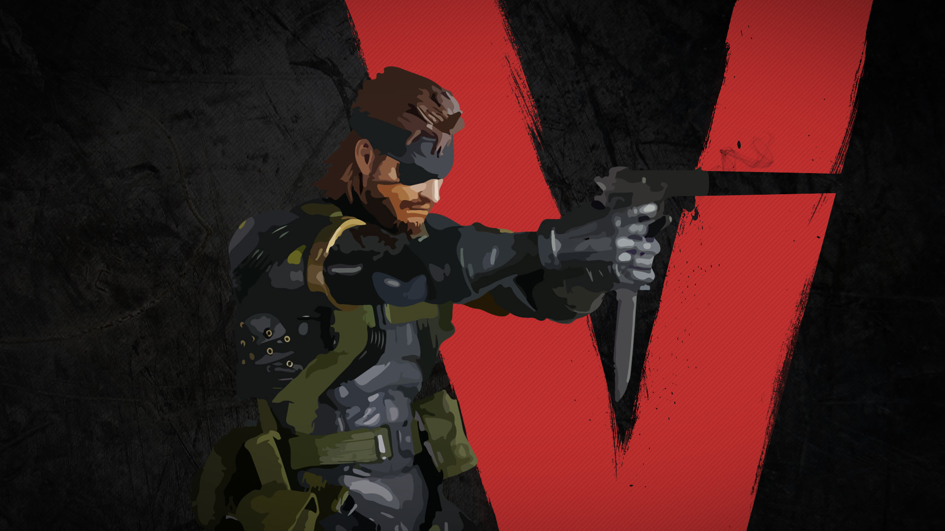 Metal Gear Solid 5 Big Boss Wallpapers Benjamin Stratton